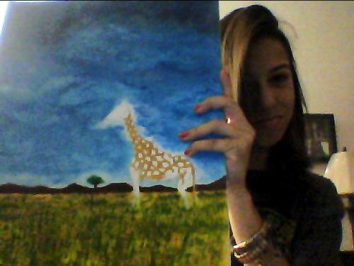 Eventually, this painting will be finished. And eventually, I will grow to hate it.