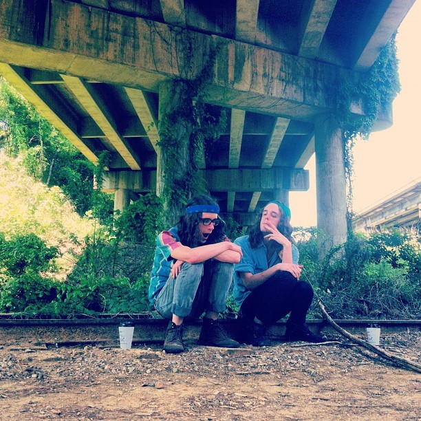 Back at our old spot on the tracks. - @samueldee- #webstagram