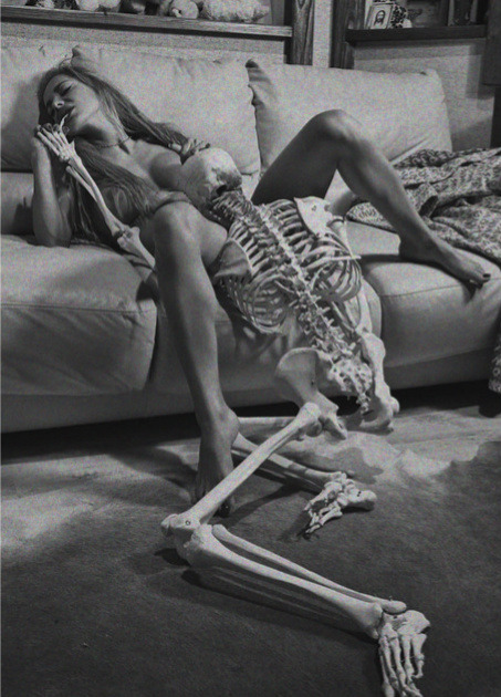 Skeletal Seduction