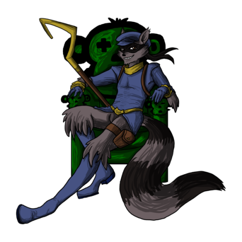 sly-cooper-bitch:  Sanzaru Sly  by *Sariels-Hope  on DeviantArt