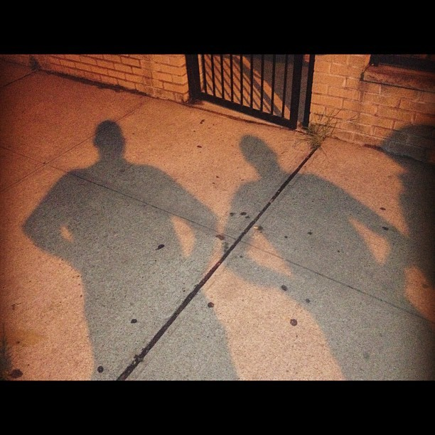 #Athru11 #Shadow #Starpowering (Taken with Instagram)