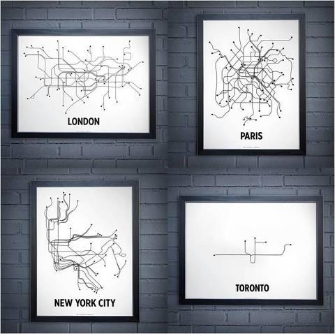 telethon: these subway maps are not at a proper geographical scale all cities' metropolitan areas are at least double that of toronto those other subway systems are decades older than torontos the cities as well are hundreds of years older than toronto the maps completely disregard that toronto has the longest streetcar network in the world shut up  Thank you. Also, more than 3/4 of Toronto's land area is suburban/semi-suburban, whereas all three other cities shown here maintain high urban densities throughout (because they are older). The fact that we even have subway lines running through our post-war sprawl is impressive (and only really possible because they're denser than usual with thousands of apartment towers bundled up and scattered throughout the landscape). This isn't to say better transit isn't required, because we desperately do need better transit, but different forms of transit (LRT) are better suited to meet these needs.