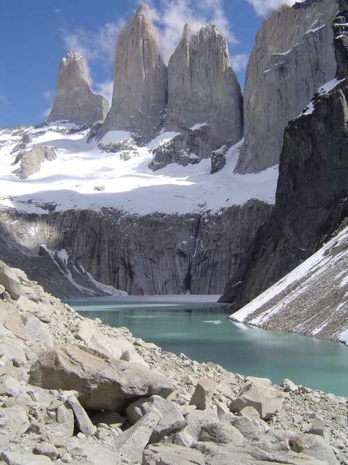 catmojito:  catmojito: Torres del Paine (by Say Hueque Tours in Argentina)