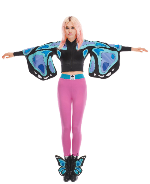 Charlotte Free for Adidas Originals by Jeremy Scott FallWinter 2012