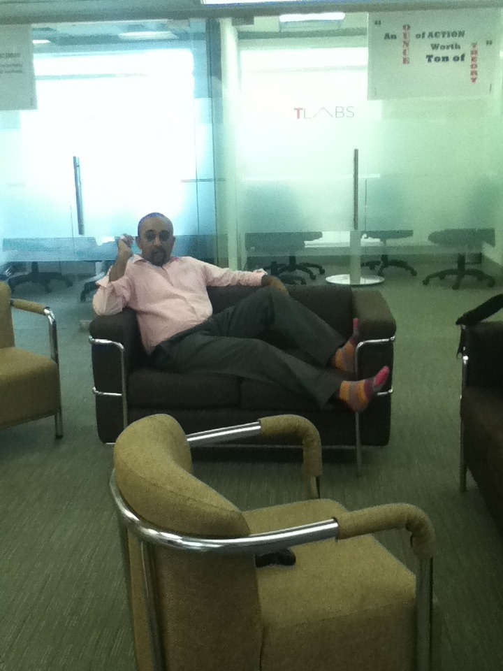 How @pjain gets things done @tignitio