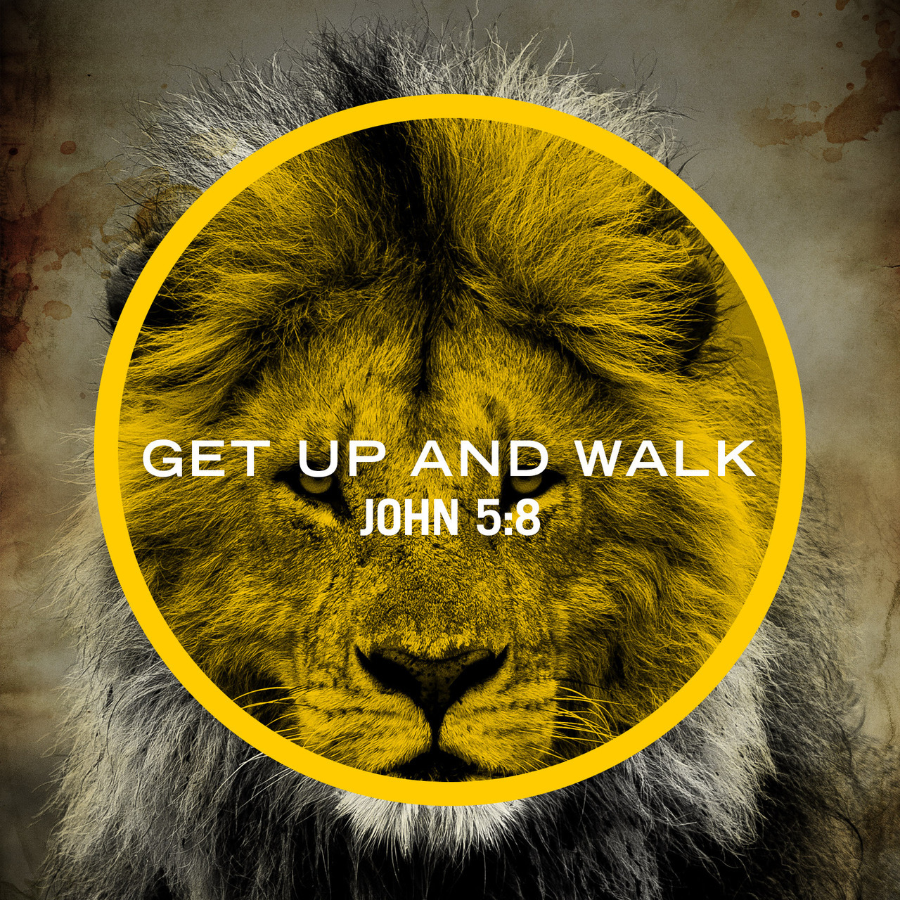 "Then Jesus said to him, ""Get up! Pick up your bed and walk."" (John 5:8) It's time to get up! It's time to stop living life on the ground, it's time to wipe the gravel off your face, and go after your God given destiny. I don't have to tell you that life is hard, I don't have to tell you that life will knock you down, but I will tell you that we serve a God that is bigger than any problems we face, we serve a God that will give us the strength we need to overcome the struggles of life. In this story Jesus came to a man who had been in the same position for years and had given up on life. Jesus asked him a simple question ""Do you want to get well?"" We have to make a decision. We have to get up and say ""enough is enough, I'm better than this, I am a Child of God, I am more than a conqueror, and It's time for me to get up and fight with every fiber of my being!"" When you have this attitude not only will you overcome your difficulties, but God will open up new doors, show you his favor, and bring your dreams to pass. Pick up your bed and Walk!!"