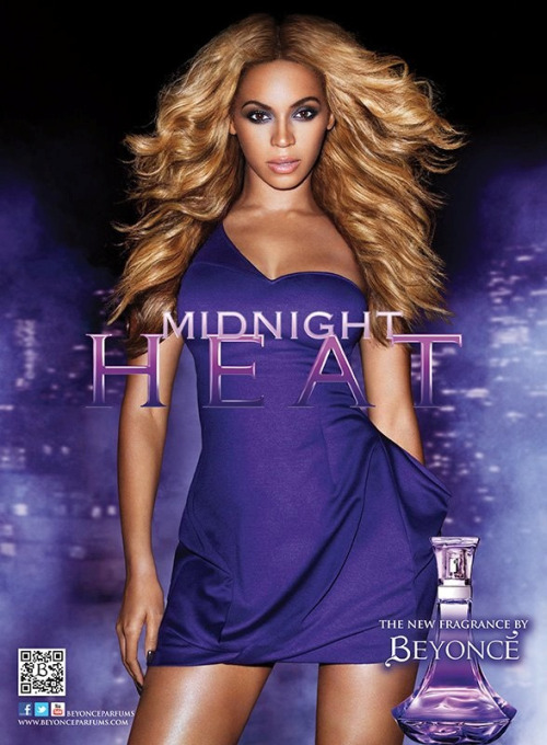 Ad Campaign: Beyoncé Releases Midnight Heat Ad :    H.M. King Beyincé- Deréon has blessed her faithful stans with the release of yet another fragrance, this one called 'Midnight Heat.'….