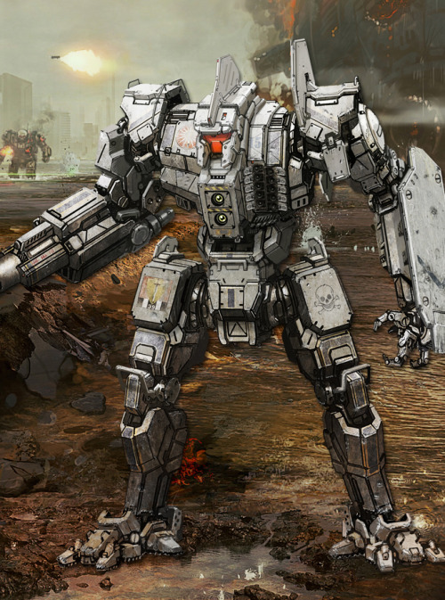 gamefreaksnz:  MechWarrior Online Centurion trailer  This new clip introduces the 50 ton Centurion Mech, one of the game's impressive roster of giant, walking machines of death.