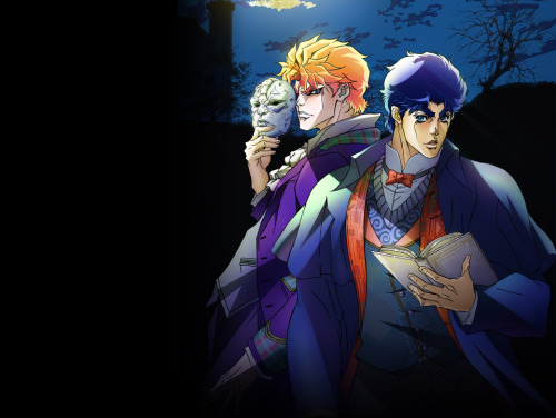videogamesscreenshot:  Jojo's Bizarre Adventure TV Anime Website Up http://wwws.warnerbros.co.jp/jojo-animation/