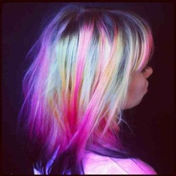 bleachlondon:  Hair by Bradley (Taken with Instagram)