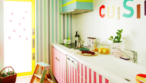 Washi Tape… House!!! MT CASA via Walk