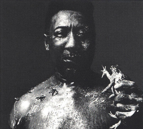 Muddy Waters in 1969, by Victor Skrebneski.