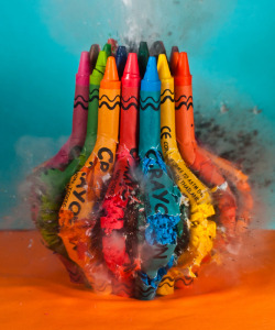 'Crayon Corral Redux' by Alan Sailer
