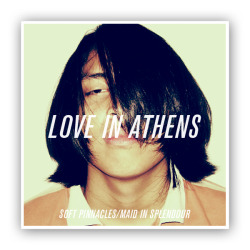 New Love in Athens single drops 7/24!