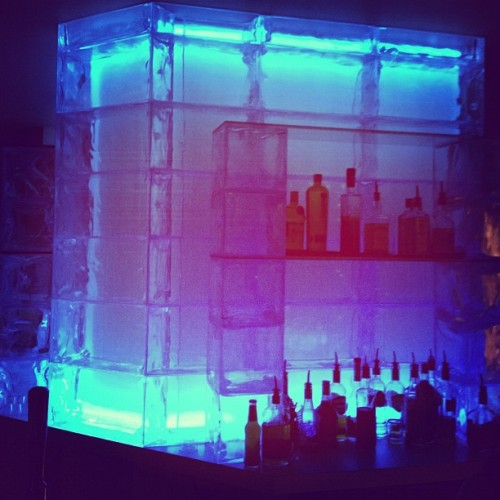 Ice. #essex #evoke #icebar #nightlife #student  (Taken with Instagram)