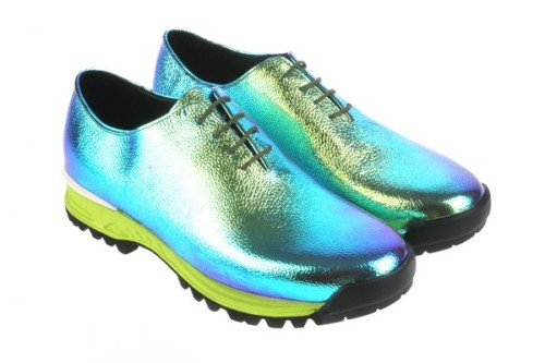 Kenzo Men's Shoes Fall/Winter 2012 (source viacomit.net)