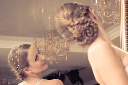 Braided Updos  If braids are your go-to hairstyle, consider one of these gorgeous braided updos for your bridal hairstyle. Up the wow factor of any updo by incorporating braids. If these looks aren't for you, read these tips for how to find your best bridal hairstyle.