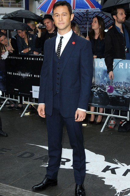 Has Joseph Gordon-Levitt become a style icon for men.