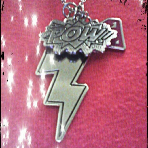 POW! (Taken with Instagram)