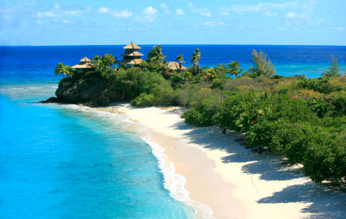 Villas on Private Islands | Necker Island