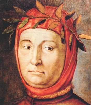 Petrarch, we miss you, come home. Died today in 1374.