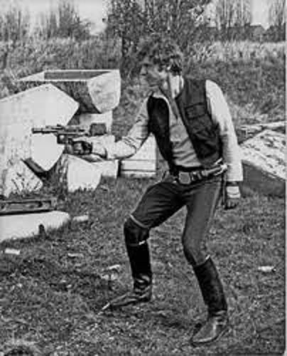 STAR WARS-BEHIND THE SCENES HARRISON FORD
