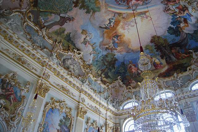 steinerner saal. by yumyumbubblegum on Flickr.