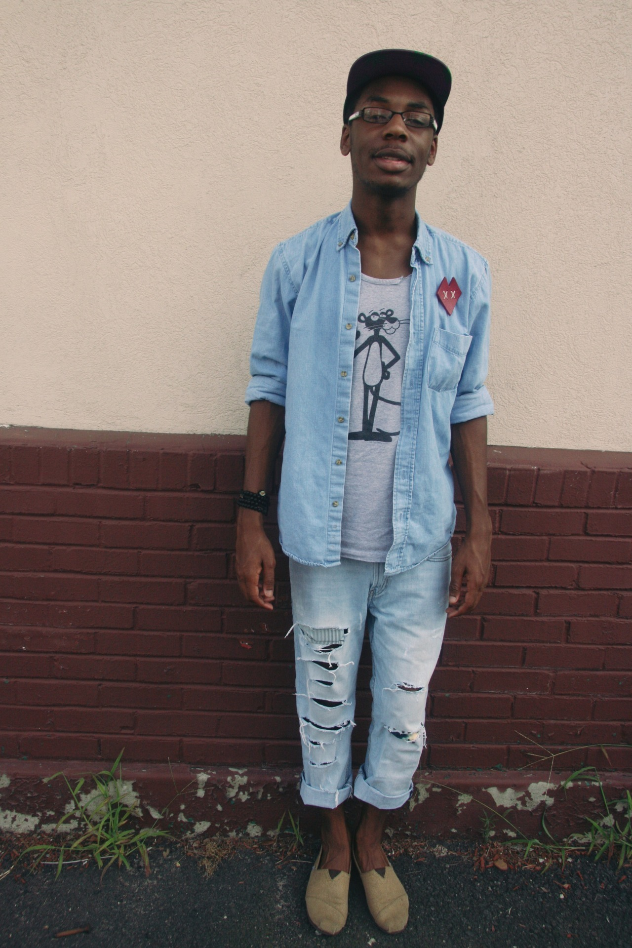 Kalin Wiggins18Norfolk, VAhttp://fuh-s0dliving.tumblr.com/ Blackfashion On FacebookTwitter @BlackFashionbyj