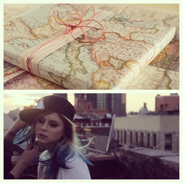 coca-nico:  Give yourself the gift of travel #cCarr #cocanico #travel #gift (Taken with Instagram)