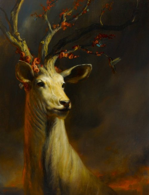mrmonst3r:  Warden by Martin Wittfooth