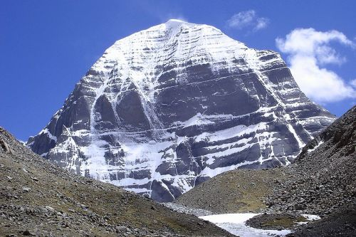 my name is a mountain in India