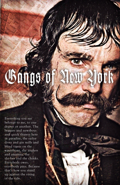 Gangs of New York by bcapazo