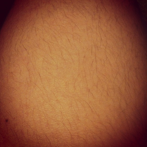 have not shaved my legs in almost a year and no fucks are given.