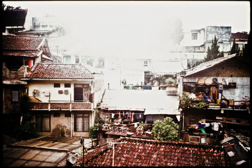 [Simpang Dago - Bandung] 2012 on Flickr.Via Flickr: Leica M6 - Summaron 35mm F3.5 - Kodak E100VS cross Processed