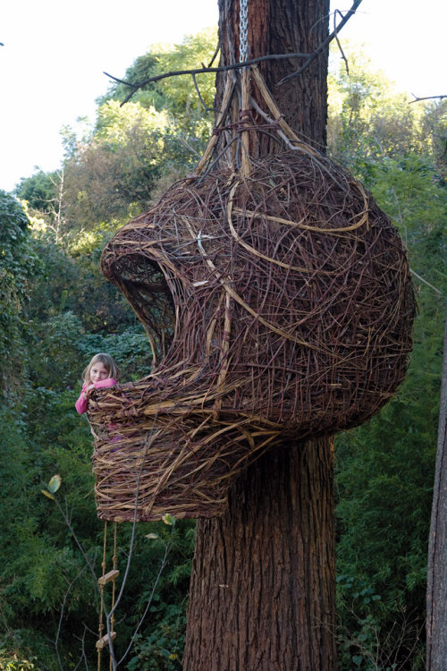 teachingliteracy:  reading nest.