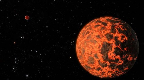 Smaller-than-Earth potential exoplanet UCF-1.01 is 33 light years away, and possibly made out of magma!