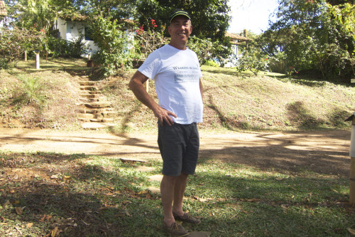 Marcos took over the farm from his brother-in-law in 2001, and runs it with his sons Felipe and Daniel. The land has always been in the family. Marcos is a dreamer, a gentle soul. His farm also produces some of the finest coffees in Brazil.