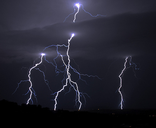 What causes lightning?As summer thunderstorms loom across the U.S., MNN sheds some light on lightning — one of the deadliest and least-understood weather events on Earth.
