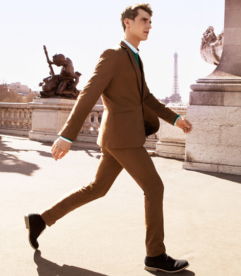 justdropithere:  Clement Chabernaud for H&M Days Of Autumn