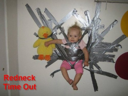 collegehumor:  15 Creative Uses for Duct Tape They say that duct tape can be used to fix just about anything. That's right you can use it for more than just ducts, and prom dresses, and covering your drunk friend. Here's 15 other uses for duct tape.
