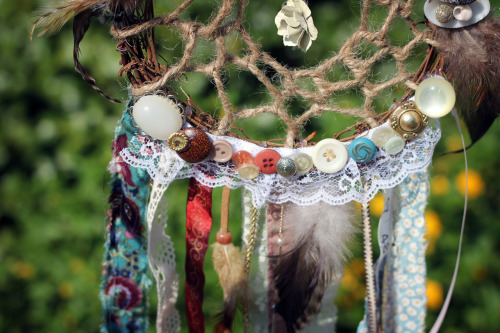 Dream catcher on Etsy by Renee Louise