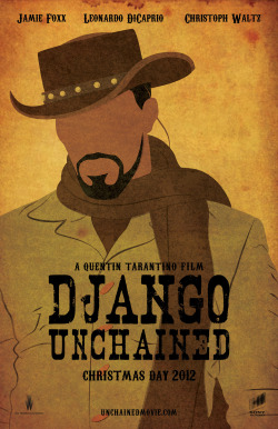 Django Unchain Movie Poster