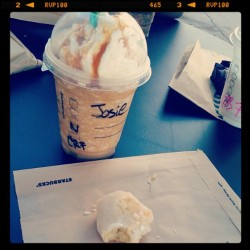 Starbucks in Corpus <3 (: (Taken with Instagram)