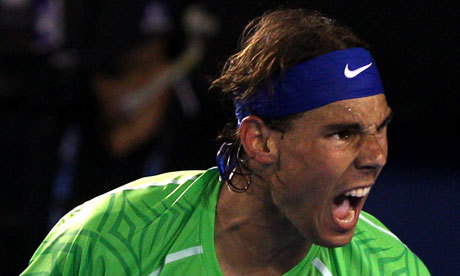 Rafael Nadal pulls out of London Olympics AP: 2008 gold medalist Rafael Nadal has pulled out of the London Olympics, saying he's 'not in condition' to compete. In a statement, Nadal says this is one of the saddest moments in his career and that he will not travel with the Spanish delegation to the games. Nadal was supposed to be Spain's flag bearer during the opening ceremony. Photo credit: Quinn Rooney / Getty Images