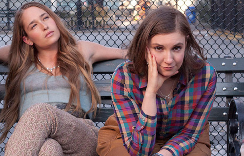 Lena Dunham is a triple threat! The Girls star (right) picked up nominations for acting, directing, and writing for the HBO hit. All the haters move to the left. (via: 12 Facts About The 64th Primetime Emmy Nominations | BuzzFeed)