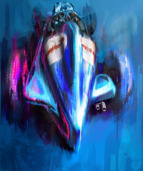 timewastingmachine:  Bugatti Dream by Nikita Bridan