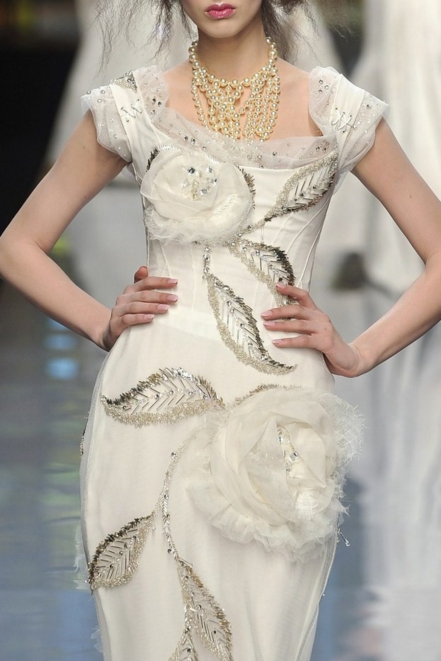 seaborder:  John Galliano for Christian Dior Spring Summer 2009 Haute Couture