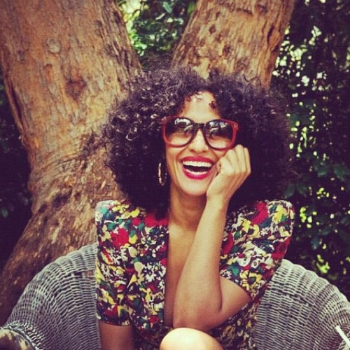 Me ❤ her. Can't get over this pic lol. @traceeellisross 😍 (Taken with Instagram)