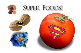 The 13 Most Powerful Superfoods  Why Are They So Super?  Ask five nutritionists to rate the 13 most powerful foods and you'll get five different lists, but many of the selections will overlap. Why? Because every food provides something different: Some are a rich source of protein or fiber but void of many vitamins and minerals, while others contain disease-fighting phytonutrients, vitamins and minerals, but no protein. The trick, claim experts, is to get a variety of the best foods. The following 13 power foods are a good place to start….. http://www.everydayhealth.com/photogallery/superfoods.aspx?xid=tw_weightloss_20111121_NL#/slide-1