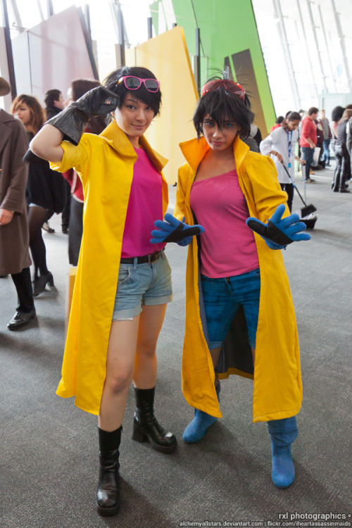 Double Jubilee @ Oz ComicCon (by rxl photographics)